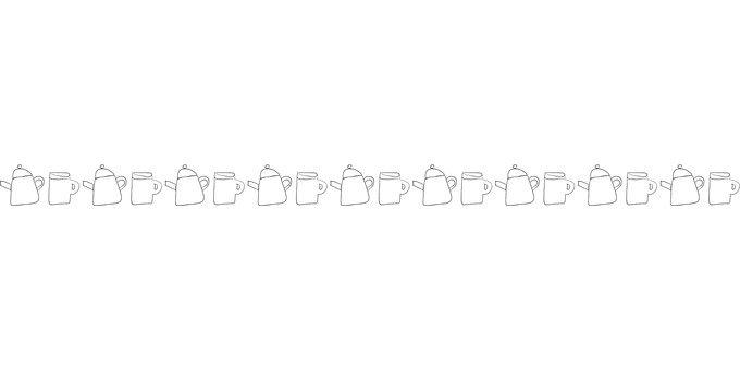 Tea set line