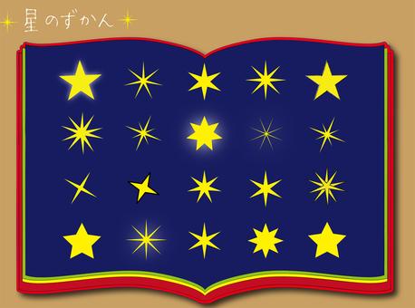 A book of stars
