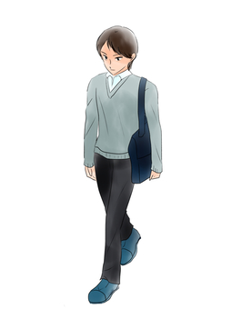 Person for mob 4 Fuukan
