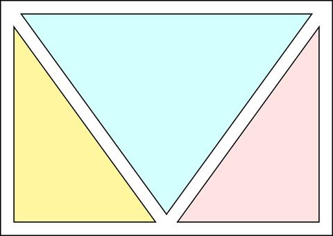 Frame division frame