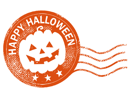 Halloween Stamp 002
