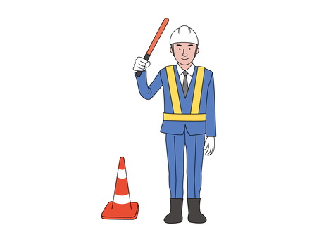 Roadwork workers (traffic management) 1