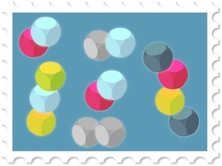Stamp frame 02