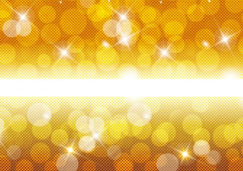 Gold sparkling 48