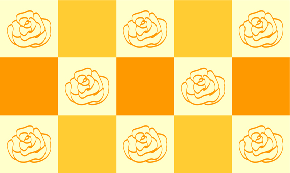 Rose background wallpaper yellow