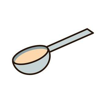 Measuring spoon 4