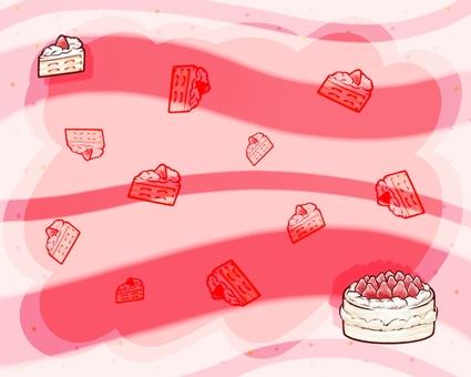 Cake card (カ ー ド)
