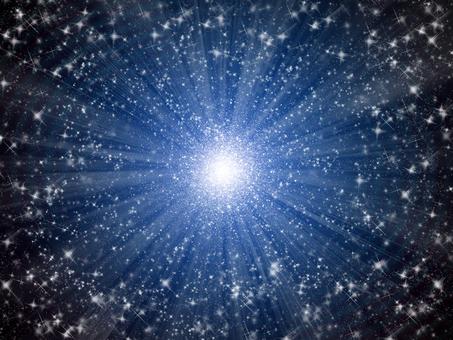 Glittering star 2