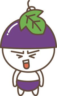 Grape character 3