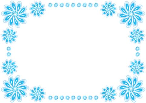 Frame - Shizuka - Blue
