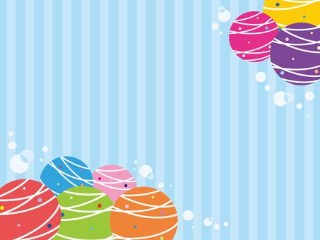 Water balloon illustration