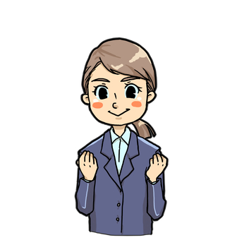 New employee 【Women】