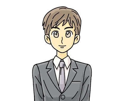 AK suit male 1