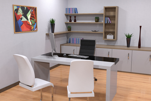Simple office