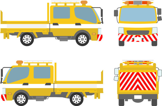 Road Corporation Vehicle 4