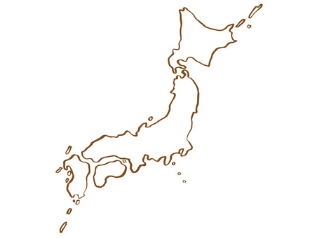 Japan Map 3