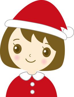Christmas girls 5