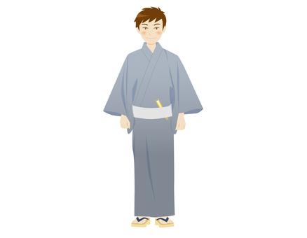 Yukata men