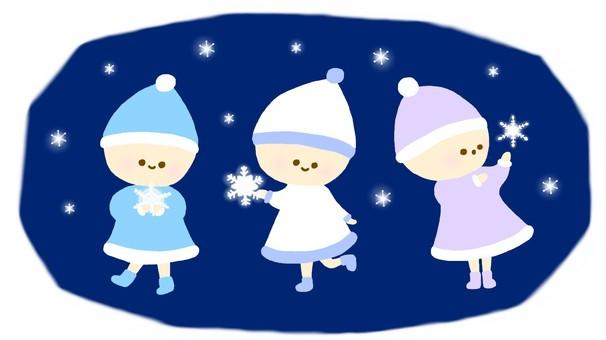 Snow Prey