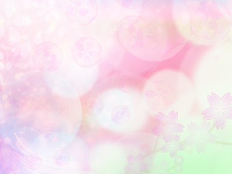 Cherry blossoms background 49