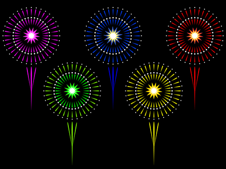 Fireworks Material 01