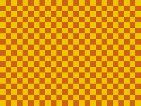 Modern checkered pattern