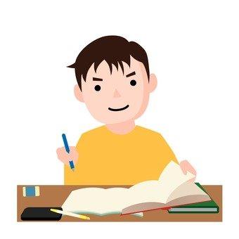 Examination study 8
