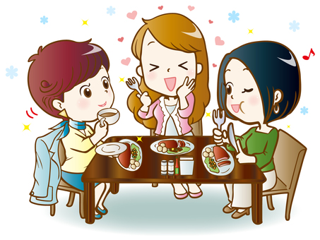 [Modified Version] Women's Lunch Party