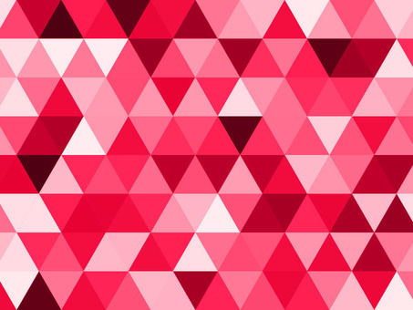 Triangle tile background (red)