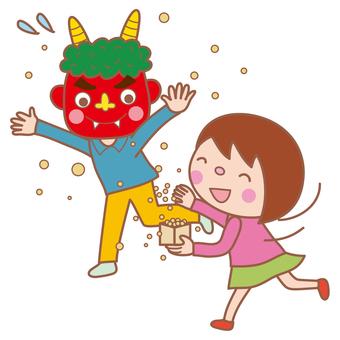 Setsubun / Maki Bean