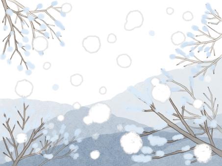 冬天的天空2