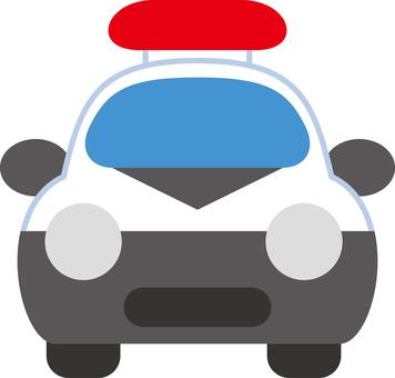Simple police car