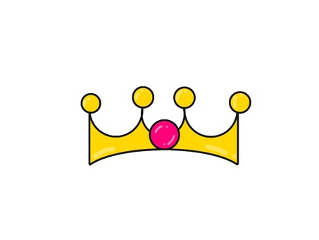 Crown simple