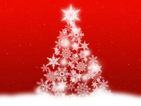 Fantastic holy night Christmas tree 5