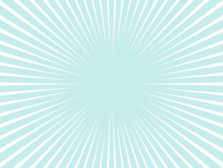 흰색 간단 집중 선 PNG 투명