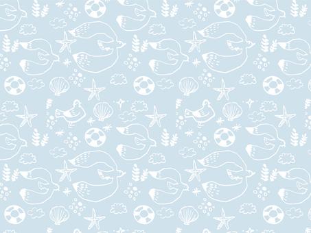 갈매기의 패턴