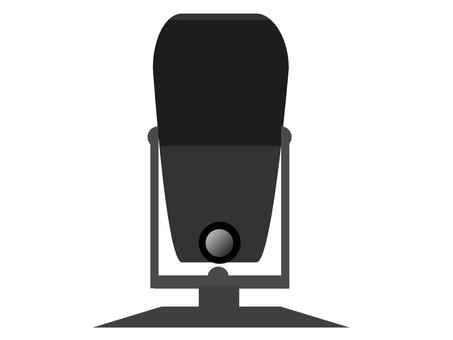 Desk microphone