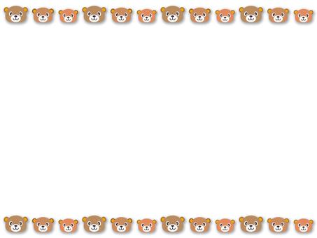 배경 - 곰 01