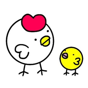 Parent and child's chicken