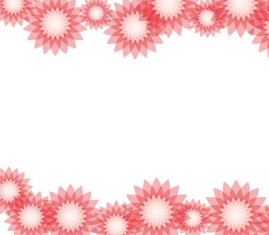 Flower pattern _ Pink 1