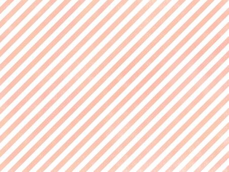 Striped background (orange)