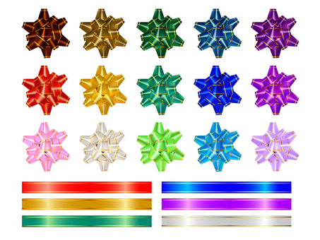 Ribbon _ color variation
