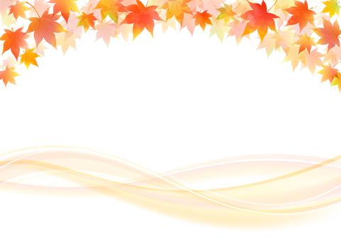 Fall image material 17