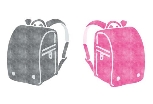 그린 _ 가방