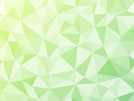 폴리곤 배경 녹색