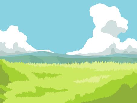 Summer plateau
