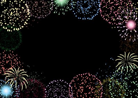 Summer image fireworks 6