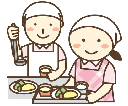 營養師/烹飪/烹飪員工/廚房工作人員2