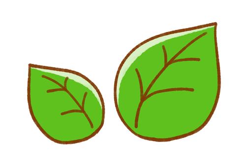 잎 아이콘 04