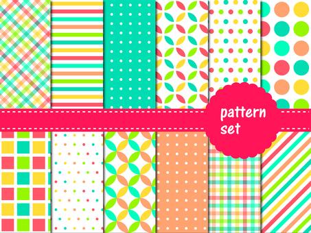 패턴 세트 17